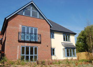 Thumbnail 3 bed maisonette to rent in Lyric Place, Avenue Road, Lymington, Hampshire SO41 9Nx