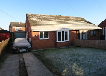 Thumbnail 2 bed semi-detached bungalow for sale in Alden Avenue, Morley, Leeds