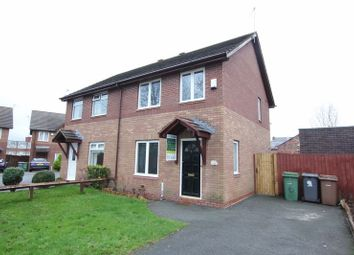 Thumbnail 3 bedroom semi-detached house for sale in Lawnside Close, Rock Ferry, Wirral