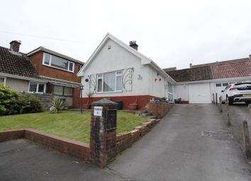 Thumbnail 2 bedroom detached bungalow for sale in Park Close, Morriston