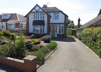 Thumbnail 3 bedroom detached house for sale in Felixstowe Road, Ipswich, Suffolk