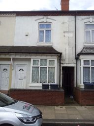 Thumbnail 2 bedroom terraced house to rent in Uplands Road, Handsworth