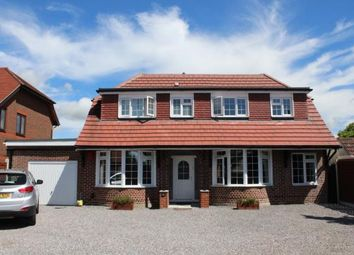 Thumbnail 4 bedroom detached house for sale in Portchester Road, Fareham