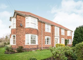 Thumbnail 2 bed flat for sale in Ainsty Grove, Dringhouses, York
