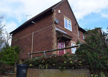 Thumbnail 2 bed semi-detached house to rent in Braemar Crescent, East Hunsbury, Northampton