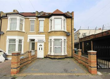 Thumbnail 6 bed end terrace house for sale in Khartoum Road, Ilford, Essex