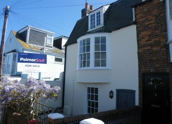 Thumbnail 2 bed cottage to rent in Trinity Terrace, Weymouth