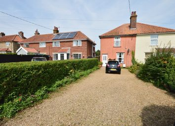 Thumbnail 2 bedroom semi-detached house to rent in Saxmundham Road, Aldeburgh