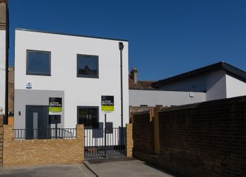 Thumbnail 2 bed semi-detached house for sale in Storey Road, London