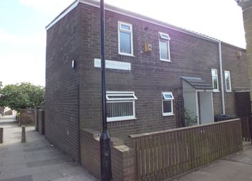 Thumbnail 3 bedroom terraced house for sale in Dolphin Court, Benwell, Newcastle Upon Tyne