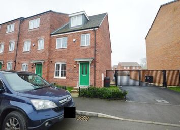 Thumbnail 3 bed end terrace house for sale in Mayfly Road, Northampton, Northamptonshire