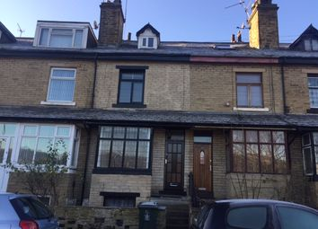 Thumbnail 3 bed terraced house to rent in Salisbury Road, Bradford