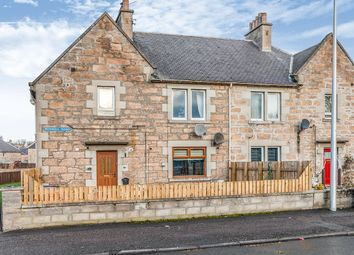 Thumbnail 2 bed flat for sale in Newmill Road, Elgin, Moray