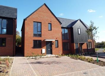 Thumbnail 2 bed semi-detached house for sale in Sutton Scotney, Winchester, Hampshire