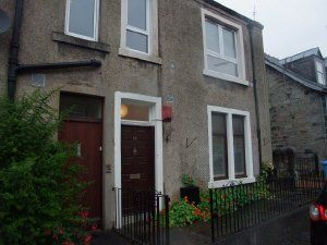 Thumbnail 2 bed flat to rent in Landel Street Markinch, Fife