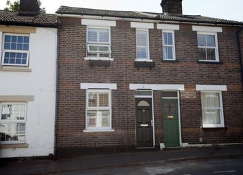 Thumbnail 2 bed terraced house for sale in Ebury Road, Watford