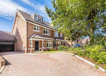 Thumbnail 4 bed semi-detached house for sale in Blackstone Way, Earley
