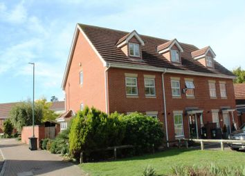 Thumbnail 3 bed end terrace house for sale in Pinewood Place, Dartford