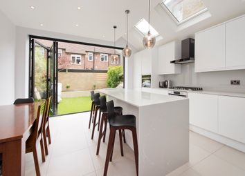 Thumbnail 5 bed terraced house to rent in Beryl Road, Hammersmith, London