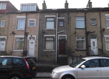 Thumbnail 3 bed terraced house for sale in Harlow Road, Bradford