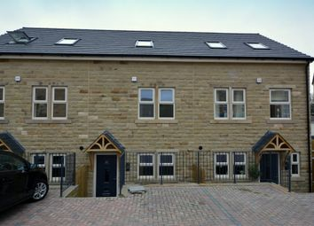 Thumbnail 3 bed terraced house for sale in Laund Croft, Salendine Nook, Huddersfield