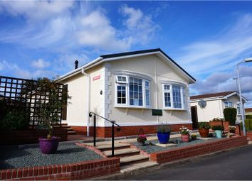 Thumbnail 2 bed mobile/park home for sale in Redhill Park, Thetford