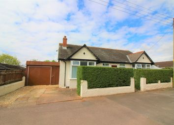 Thumbnail 2 bed bungalow for sale in Bassetts Gardens, Exmouth