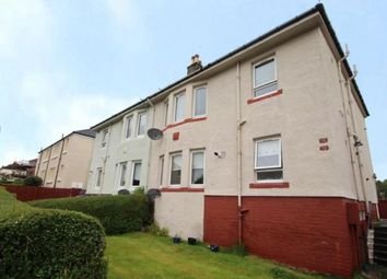 Thumbnail 2 bed flat for sale in Crags Avenue, Paisley, Renfrewshire