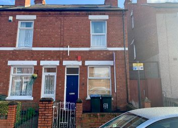Thumbnail 1 bed terraced house to rent in St. Margaret Road, Coventry