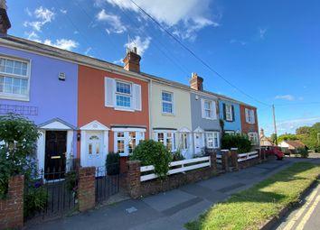 Swanwick Lane, Lower Swanwick, Southampton SO31. 2 bed terraced house