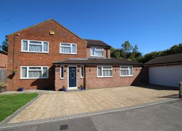 Thumbnail 4 bed detached house for sale in Brookside, Weston Turville, Aylesbury