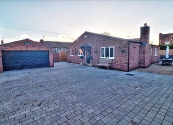 Thumbnail 3 bed bungalow for sale in Church Street, Barrowby, Grantham