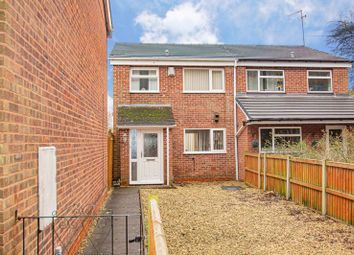 Thumbnail 3 bed semi-detached house for sale in Merevale Close, Redditch