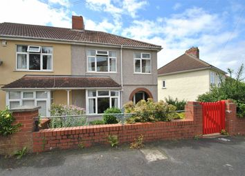 Thumbnail 3 bed end terrace house for sale in Tyning Road, Knowle, Bristol