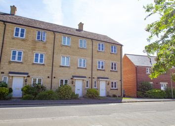 Thumbnail 3 bed end terrace house to rent in Woodford Way, Witney