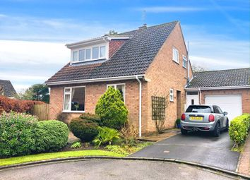 Thumbnail 2 bed link-detached house for sale in Glen Close, Scalby, Scarborough