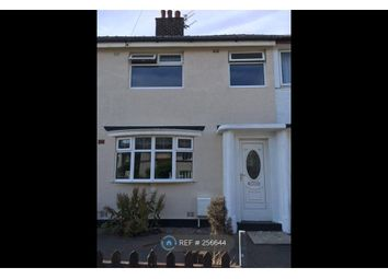 Thumbnail 3 bedroom terraced house to rent in Buxton Avenue, Blackpool
