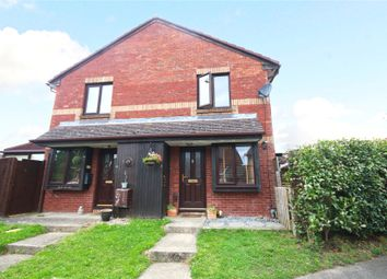 Thumbnail 1 bed terraced house for sale in Ottershaw, Chertsey, Surrey