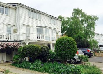 Thumbnail 3 bedroom terraced house for sale in Conyer Quay, Conyer, Sittingbourne