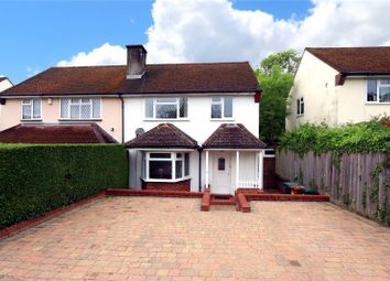 Thumbnail 3 bed semi-detached house for sale in Raymond Close, Abbots Langley