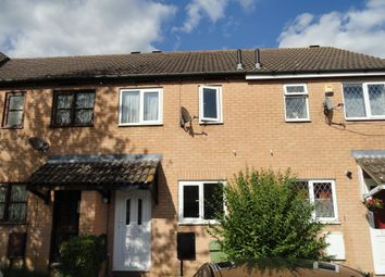 Thumbnail 2 bed terraced house to rent in Diddington Close, Bletchley, Milton Keynes