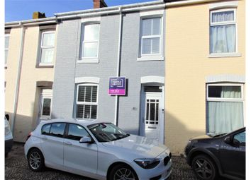 Thumbnail 3 bed terraced house for sale in St. Edmunds Road, Torquay