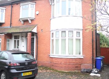 Thumbnail 8 bed semi-detached house to rent in Mauldeth Road, Withington, Manchester