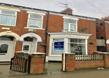 Thumbnail 2 bedroom terraced house for sale in Plane Street, Hull