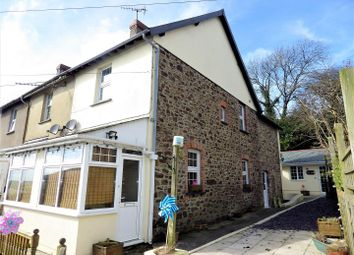 Thumbnail 3 bed end terrace house for sale in Underlane, Holsworthy