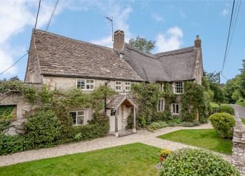 Thumbnail 5 bed detached house for sale in Nettleton, Chippenham, Wiltshire