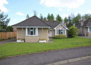 Thumbnail 3 bed detached bungalow for sale in Wellbuttslea Drive, Kirkfieldbank, Lanark