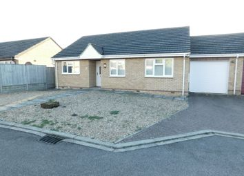 Thumbnail 3 bed semi-detached bungalow for sale in Netherstones, Stotfold, Hitchin, Herts