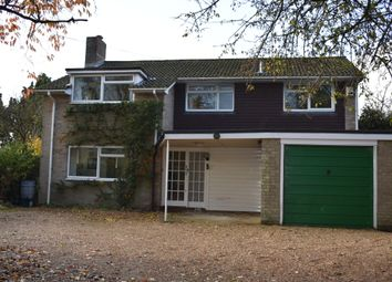 Thumbnail 4 bed detached house for sale in Horndean Road, Emsworth