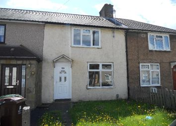 Thumbnail 3 bed terraced house to rent in Davington Road, Becontree, Dagenham